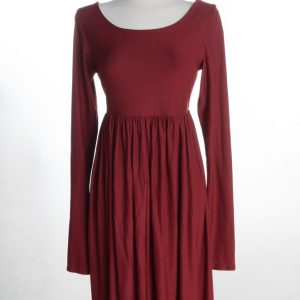 Tall Empire Waist Short Dress (by Talltique)