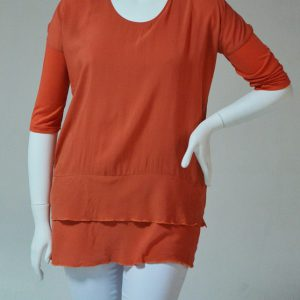 Tiered Tunic Top (by Monoreno)