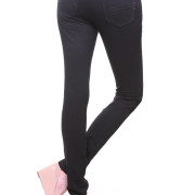 "38"" Black Skinny Yoga Jean"