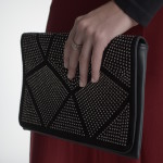 Large Studded Clutch