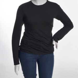 Organic Cotton Tall L/S Crew Neck (by Talltique)